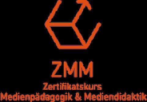 Logo ZMM Zertifikatskurs Medienpädagogik und Mediendidaktik