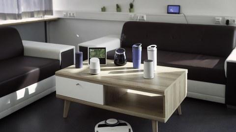 Smart Home Lab IfK