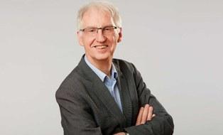 Profilfoto von Prof. Dr. Martin Jehne, aufgenommen von Juliane Mosterz