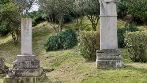 Antike Gräber