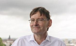 Lehrstuhlinhaber Prof. Dr. Gerd Schwerhoff