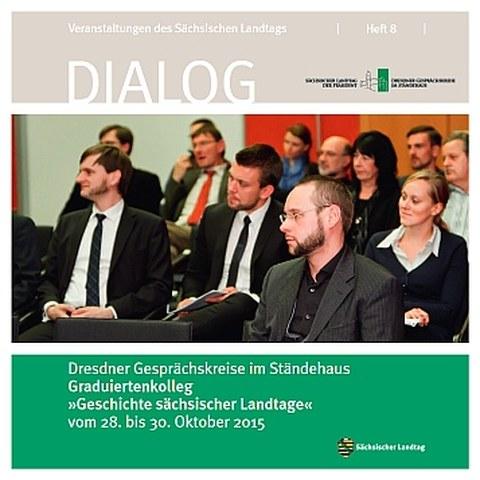 Cover DIALOG Heft 8