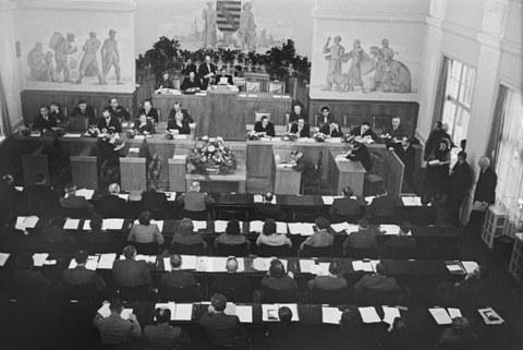 Sächsischer Landtag 1946