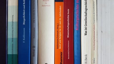 Publikationen Prof. Dr. Kuhlemann