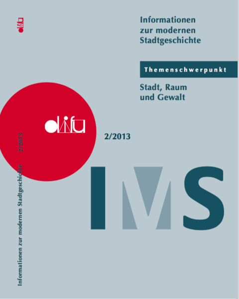 IMS. Informations about modern city history