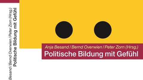 Cover Politische Bildung mit Gefühl