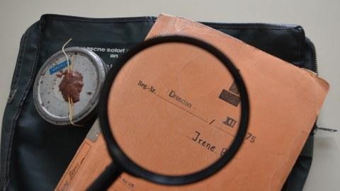 Stasi-Akten (neu-) entdeckt