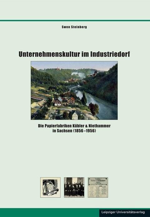 Cover Unternehmenskultur im Industriedorf