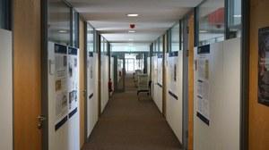 Gang des Instituts