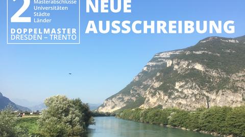 Neue Ausschreibung Doppelmaster Dresden Trento