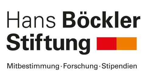 Logo der Hans Böckler Stiftung