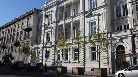 DHI Warschau