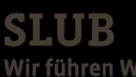 Logo der SLUB