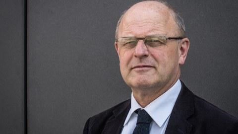 Porträt von Professor Müller