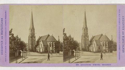 Dresden Englische Kirche