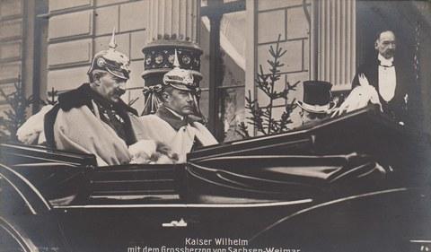 Kaiser und Großherzog