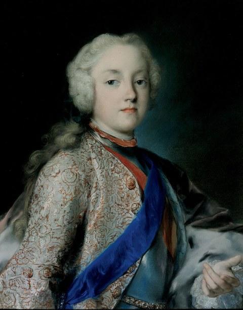 Kronprinz Friedrich Christian von Sachsen