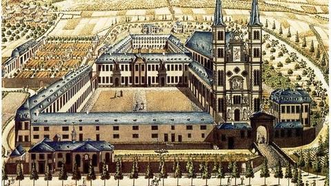 Reichsabtei St. Maximin