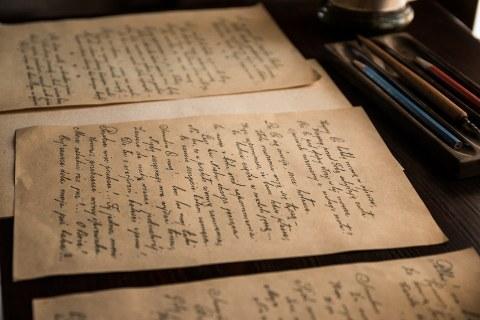 Alte Archivalien