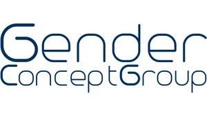 Das Bild zeigt das Logo der GenderConceptGroup.