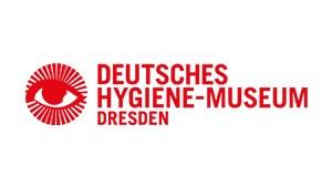Das Bild zeigt das Logo des Deutschen Hygiene Museums.