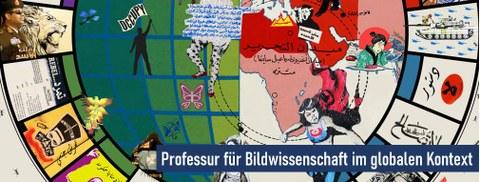 Professur für Bildwissenschaft im globalen Kontext