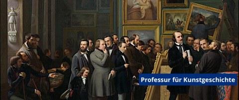 Professur für Kunstgeschichte