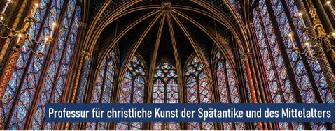 Professur für christliche Kunst der Spätantike und des Mittelalters