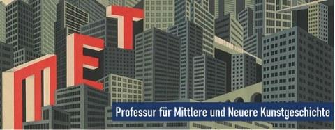 Professur für mittlere und neuere Kunstgeschichte