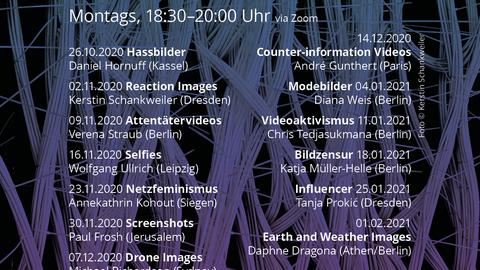 Bildkulturen des Digitalen Plakat