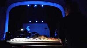 mixer, Bühne