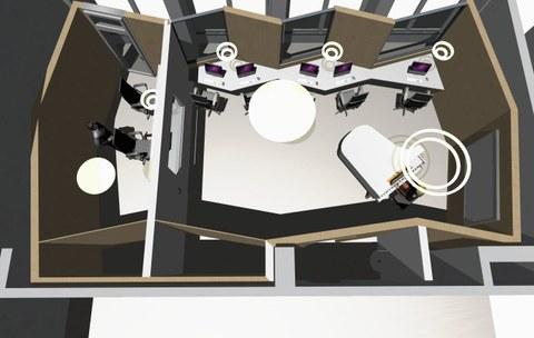 Ein Entwurf für das zukünftige Soundlabor