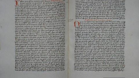 Handschrift Olmütz