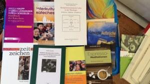 Diverse Publikationen von Mitarbeitern des Instituts