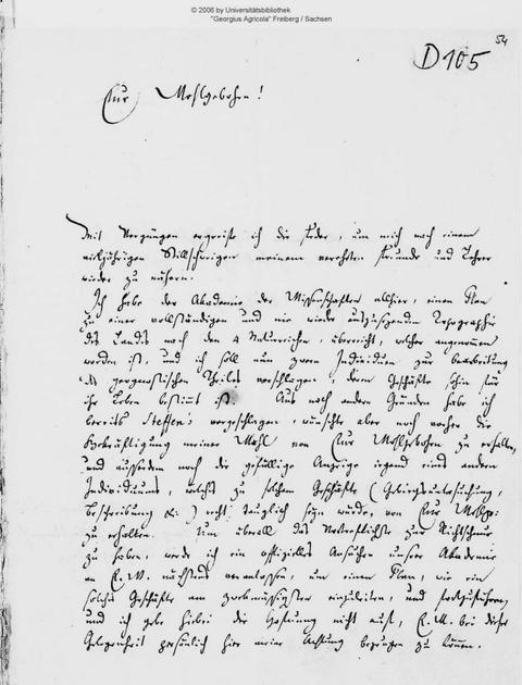 Text Franz von Baaders