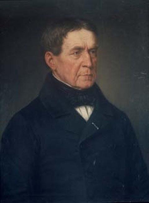 Portrait Franz von Baader