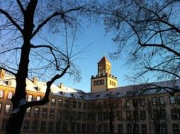 Turm Weberplatz