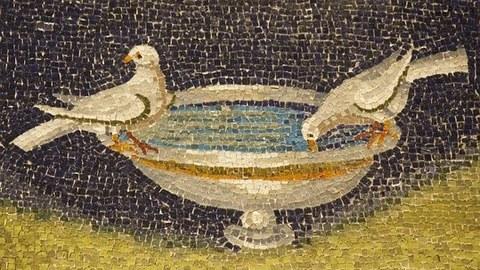 Täubchen aus Ravenna