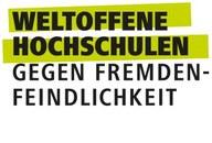 Logo Initiative Weltoffene Hochschulen