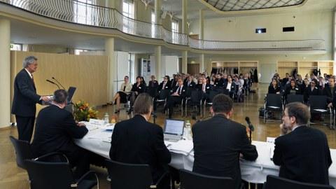 Symposium 5 Jahre IGEWeM 1
