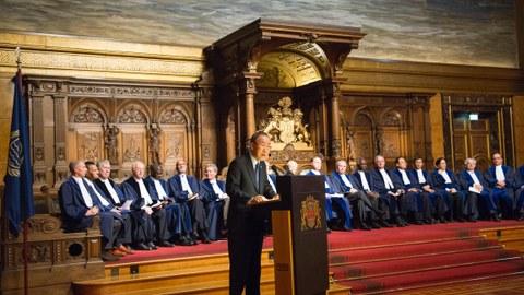 Der Internationale Seegerichtshof