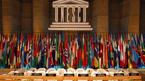UNESCO Flags