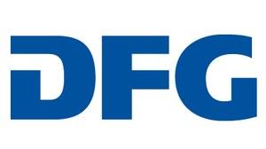 DFG-Logo, drei Lettern