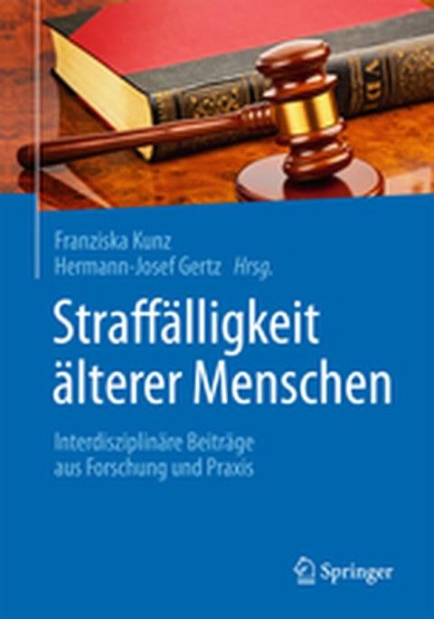 Buchcover Kunz&Gertz 2015
