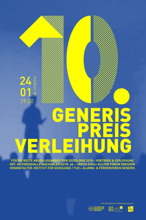 GENERIS-Preisverleihung 2018