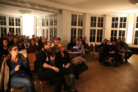 Publikum im TUSCULUM
