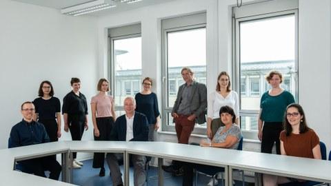 Team Professur und Projekte soziologischen Theorien und Kultursoziologie