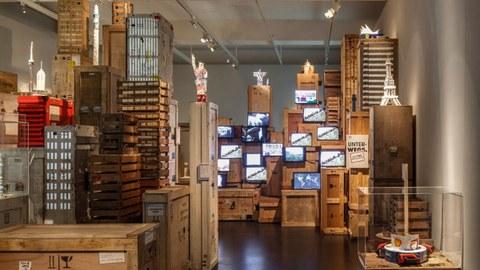 Ausstellungsfoto des DHMD