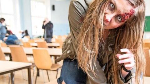Zombies im Seminarraum? Ist das möglich?