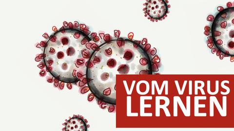 om Virus lernen